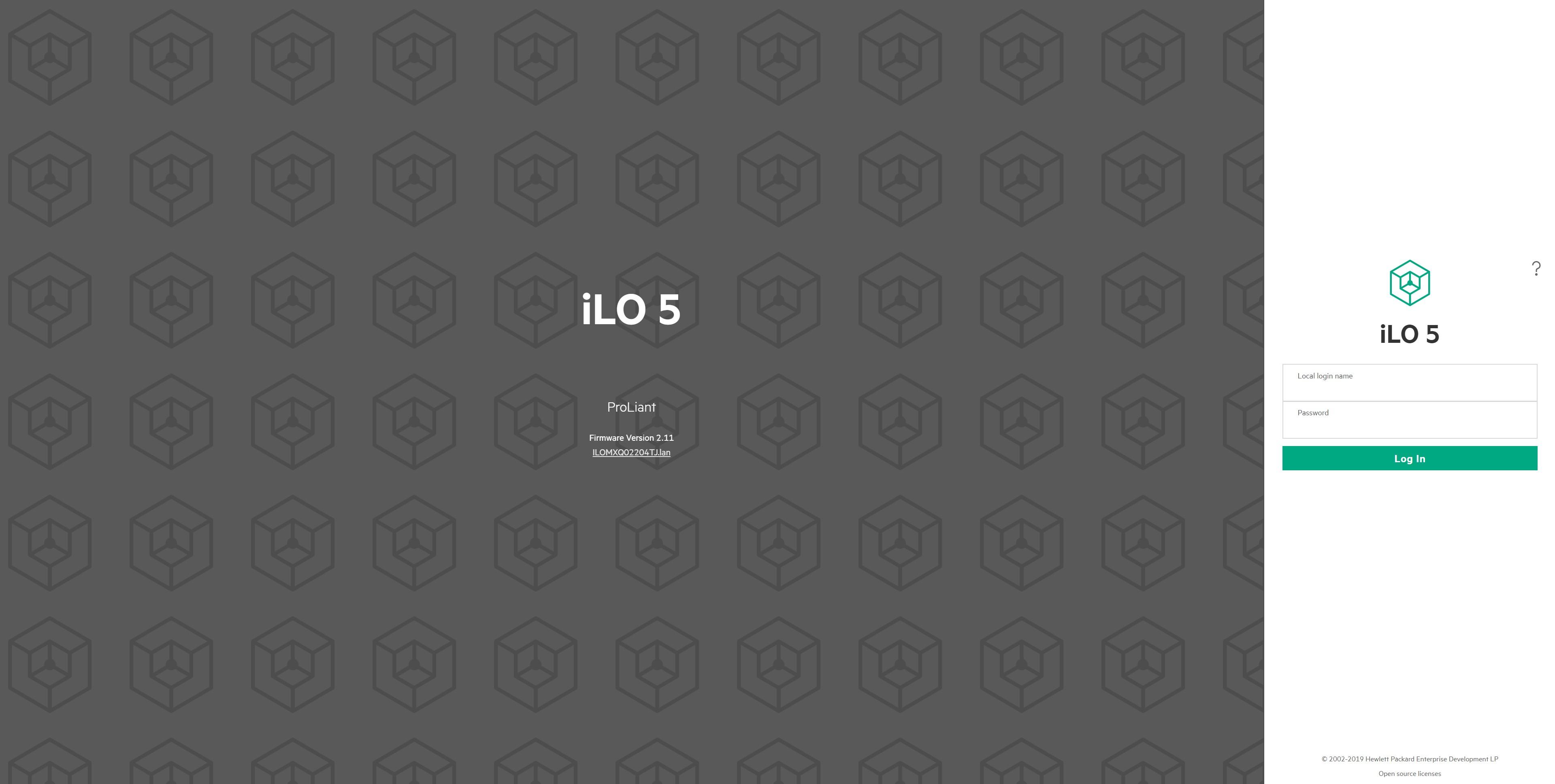 ilo5-web